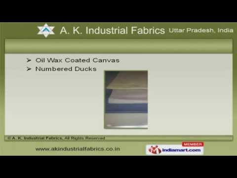 Industrial Fabrics  by A. K. Industrial Fabrics, Kanpur