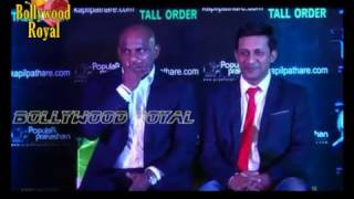 Sanath Jayasuriya Launches Book On Cricket 'A Tall Order' By Kapil Pathare Part  2