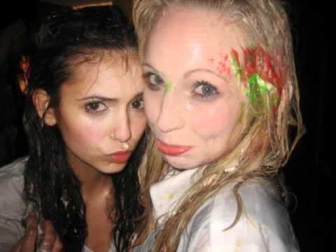 Nina dobrev and candice accola best friends