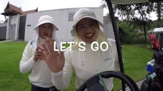 Golf in Huahin Thailand