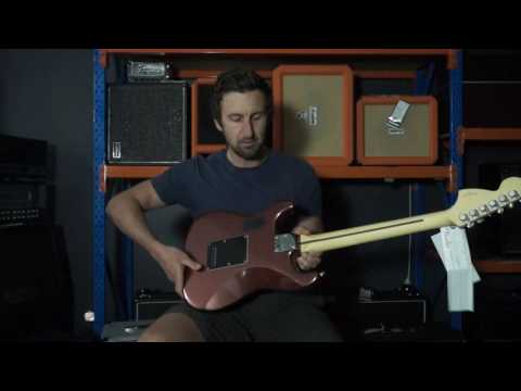 FENDER DELUXE ROADHOUSE STRATOCASTER - QUICK REVIEW