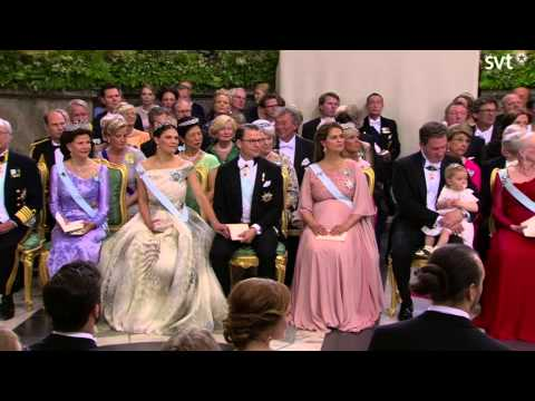 Salem al Fakir - Fix You (Coldplay) | Royal wedding of Prince Carl Philip