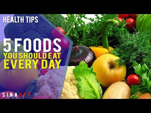 5 Superfoods You Should Eat Every Day