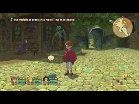Who was Shaddar?  Ni no Kuni Wrath of the White Witch Remastered |