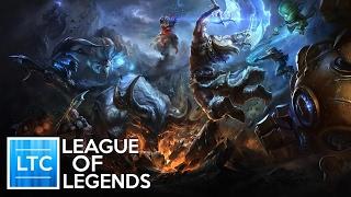 LTC Plays: League Of Legends (Funny Moments)