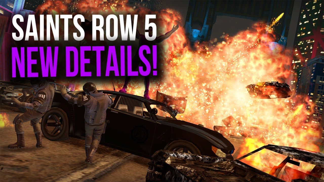 Saints row 5 release date in Perth