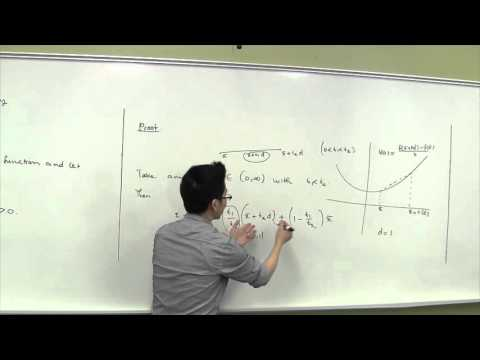 Directional Derivatives of Convex Functions - Pt 1