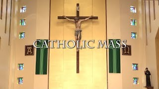 Catholic Mass for July 15th, 2018: The Fifteenth Sunday in Ordinary Time