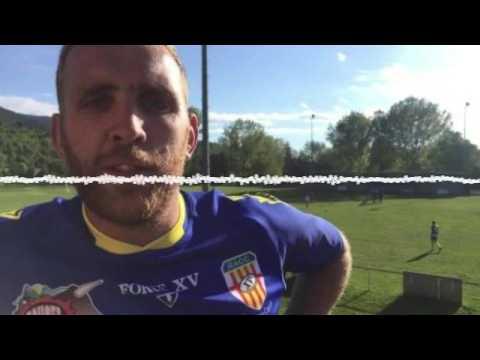 Interview D'Edouard Cordier (entraîneur - joueur du RACC)