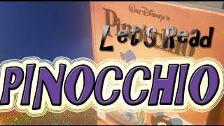 DISNEY STORY TELLER: Pinocchio 1/4