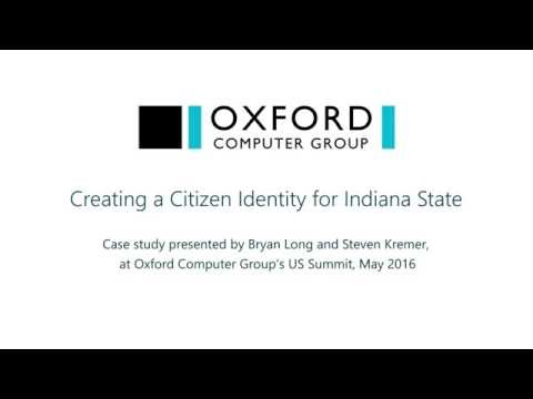 CASE STUDY! Creating a Citizen Identity for Indiana State with Azure B2C