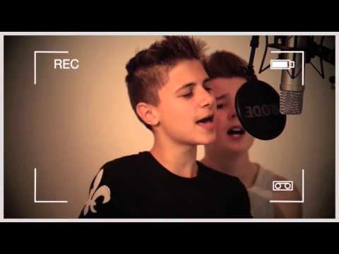 Lukas Rieger & Jaden Bojsen - All About The Bass (Special Video)