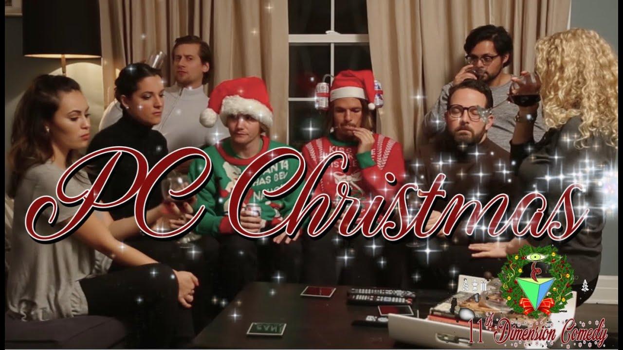 PC Christmas (Comedy Short 2015) - YouTube