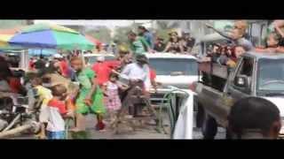 Thingyan Water Festival in Yangon 2014 (Myanmar) Live Less Ordinary