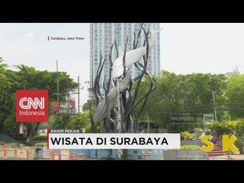 Yuk, Intip Keseruan Akhir Pekan di Surabaya