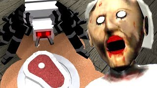🔥GRANNY IN ROBLOX: PAIANGANU' IL MUSCA PE IRAPHAHELL !