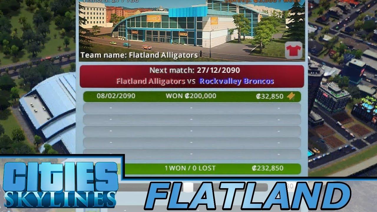 [63] Winning Big | Flatland - Cities: Skylines
