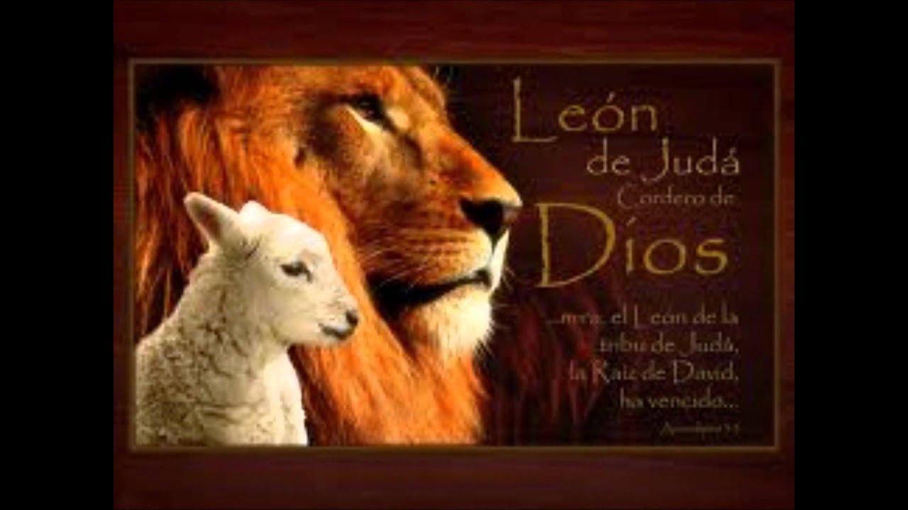 """El León de la tribu de Judá"""" - Reflejo de Tu Amor - YouTube"""