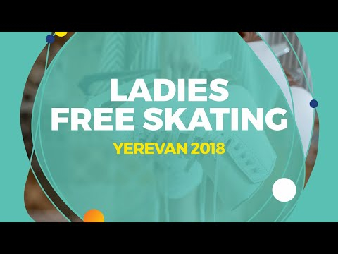Elen Hakobyan (ARM) | Ladies Free Skating | Yerevan 2018