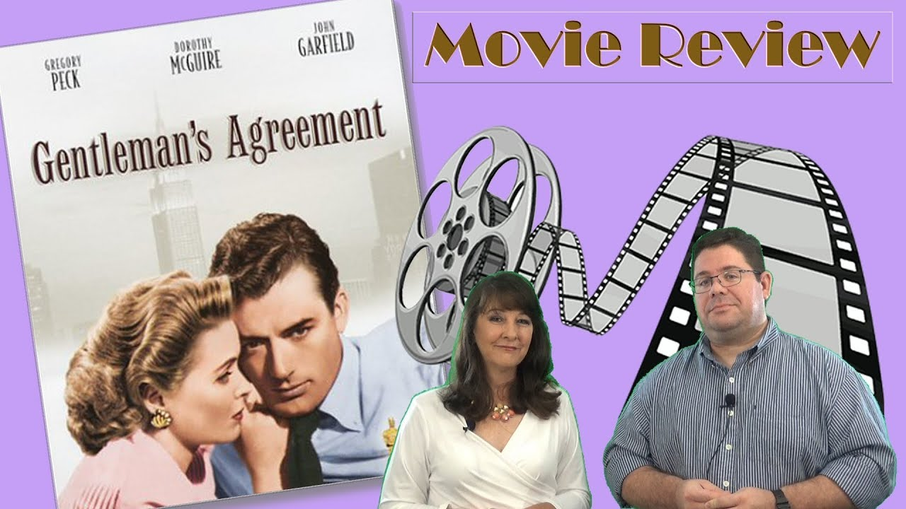 Gentlemans Agreement Movie Review Youtube