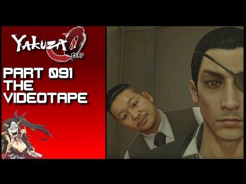 Yakuza 0 #091 The Videotape
