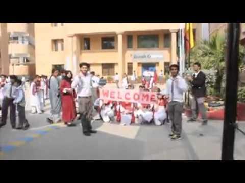 The city school Jinnah campus 10 class good bye video