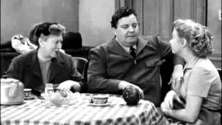 The Honeymooners - Mom the Blabbermouth - Clip