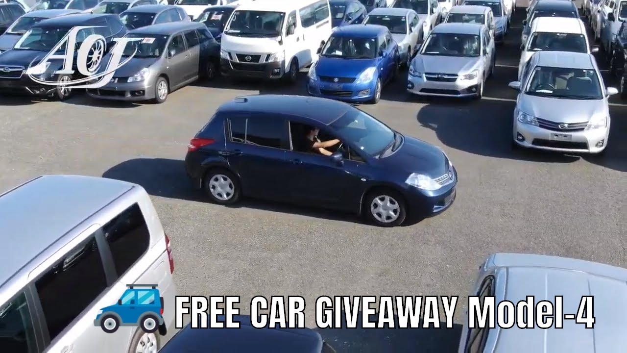 Free Car Giveaway >> Free Car Giveaway Model 4 Christmas Campaign Acj