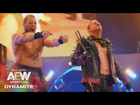 Was Jericho and Hager able to Defeat Private Party? | AEW Dynamite, 9/16/20