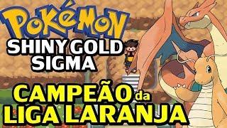 Pokémon Shiny Gold Sigma (Detonado - Parte 49) - O Campeão Drake!