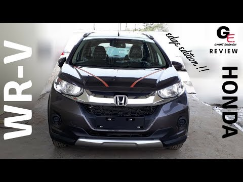 2018 Honda WRV Edge Edition  | Most Detailed Review | Features | Price | Specs !!!