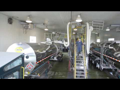 T.D. Smith Transport Onsite Wash Bay