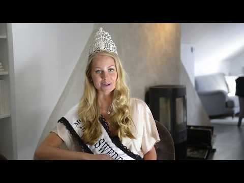 Miss World Sweden 2017 Hanna-Louise Haag Tuvér