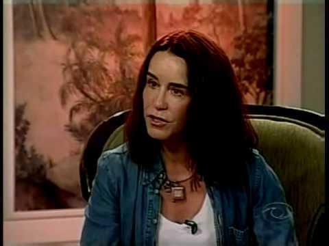 Lucélia Santos no Programa Marcia Peltier Parte1