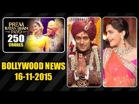 Salman Khan's PRDP Crosses 250 CRORES Worldwide | Box Office Report | 16th NOV 2015