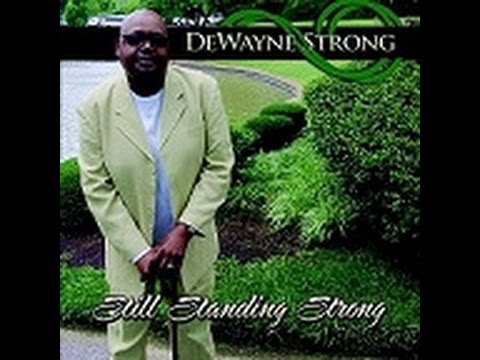 Live on air Conversation with DeWayne Strong (Kevin Strawder)