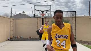 KOBE vs. LEBRON IRL!!! BE LIKE… | BdotAdot5