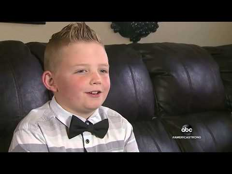 The Morning Rush - 9 year old fights city hall and wins!