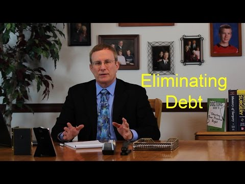 Debt is One Stress You Can Eliminate