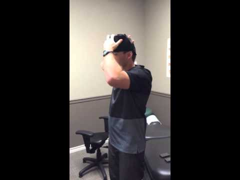 Head Weight System Demonstration