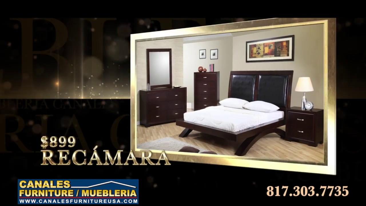 Muebleria Canales Comercial For Telemundo Youtube