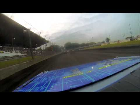 Nielsen Racing T8 Rearview Algona 7-19-14