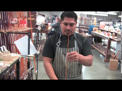 Lamiglas Factory Tour