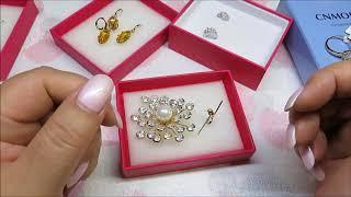 🌸💍💎#бижутерия #149💎💍 🌸AliExpress🌸LUOTEEMI 🌸 Jewelry from China🌸 Jewelry with Aliexpress 🌸