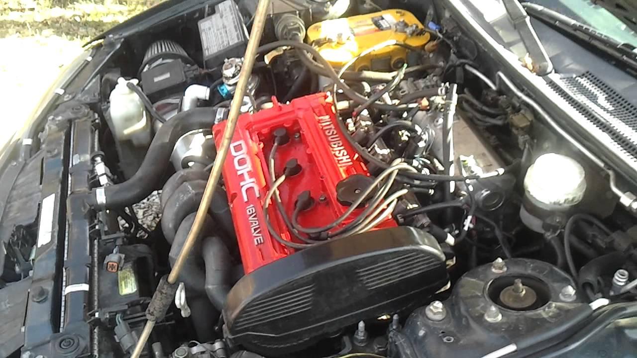 Mitsubishi Eclipse Spark Plugs Diagram Automotive Wiring A Plug For 2003 95 Gst Help No Start Youtube Rh Com 1997 Of 1995