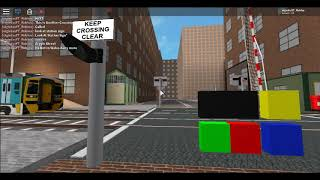 (Roblox) Old Argyle Street Level Crossing