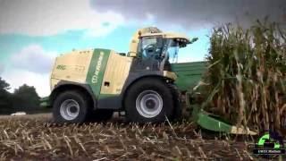 ( Teaser ) Maisfieber 2016 / Krone BIG X 770 Feldhäcksler mit Fendt und John Deere