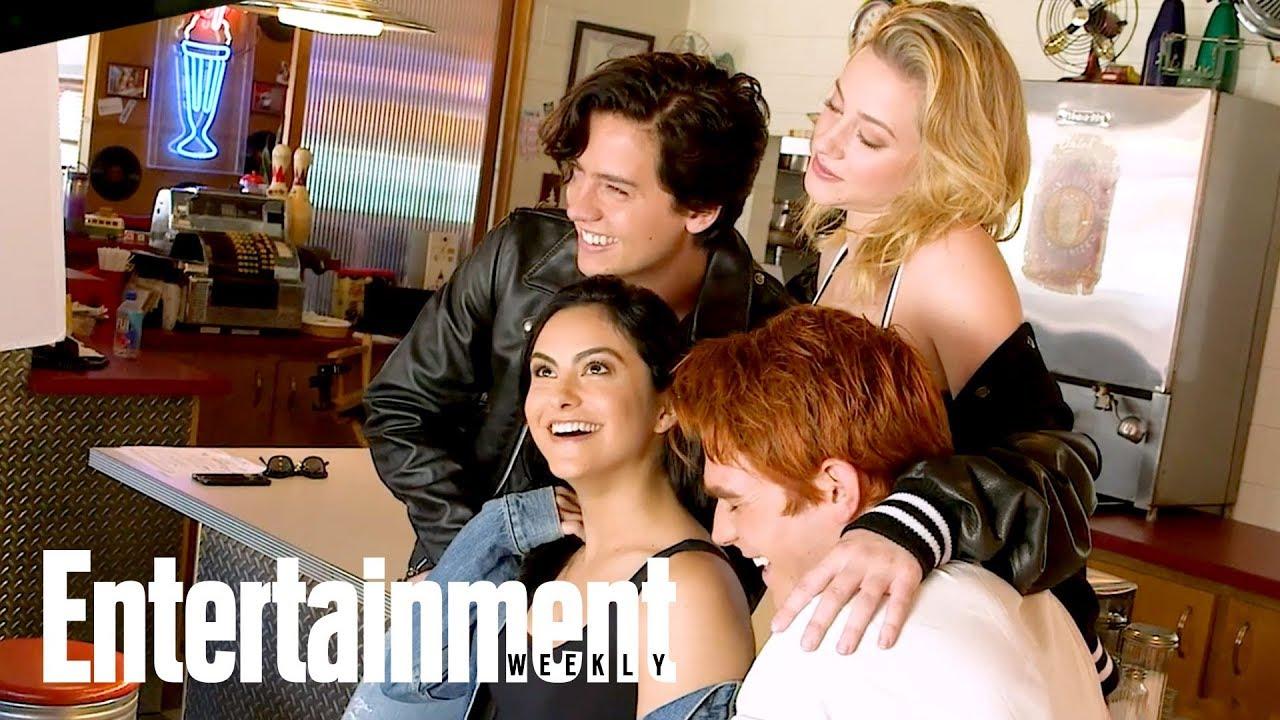 Riverdale Cast Tease Season 2 Details Behind The Scen