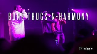 Behind The Sound®: Bone Thugs-N-Harmony at the Theater of the Living Arts