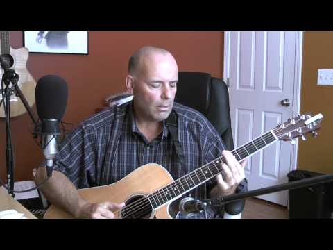 Solid Air - John Martyn cover